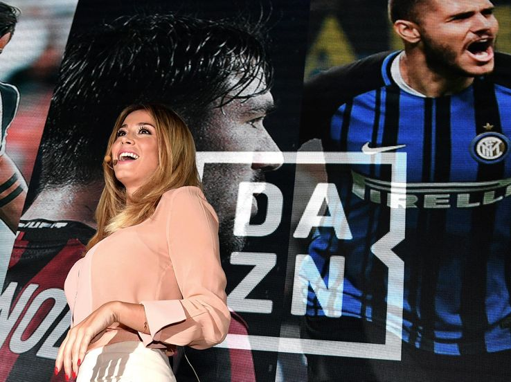 Dazn e i problemi del calcio in live streaming