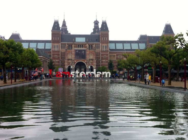 Amsterdam is the new London