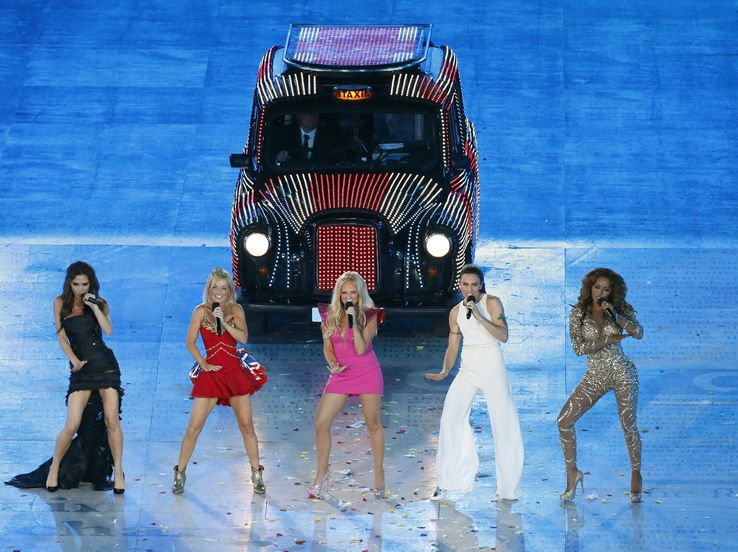 Le Spice Girls si riuniscono