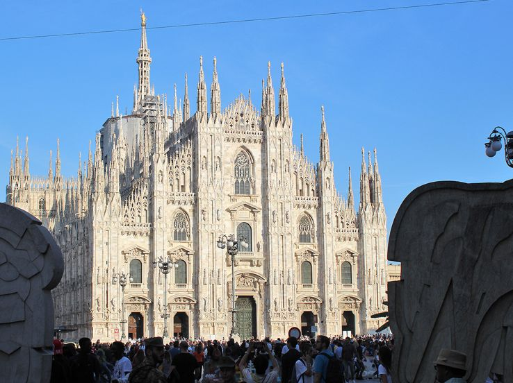 Milano al top
