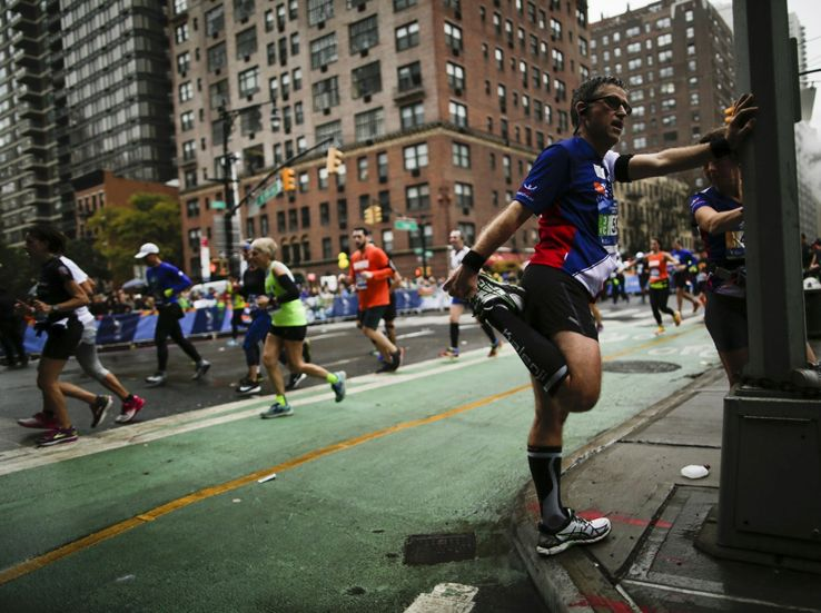 La maratona a New York e l'eccidio in Texas, la lunga domenica Usa