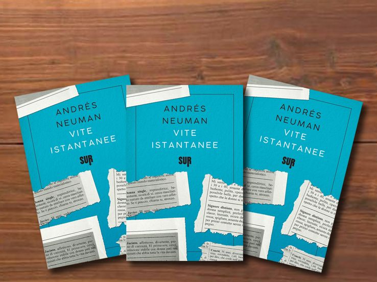 """Vite istantanee"" di Andres Neuman"