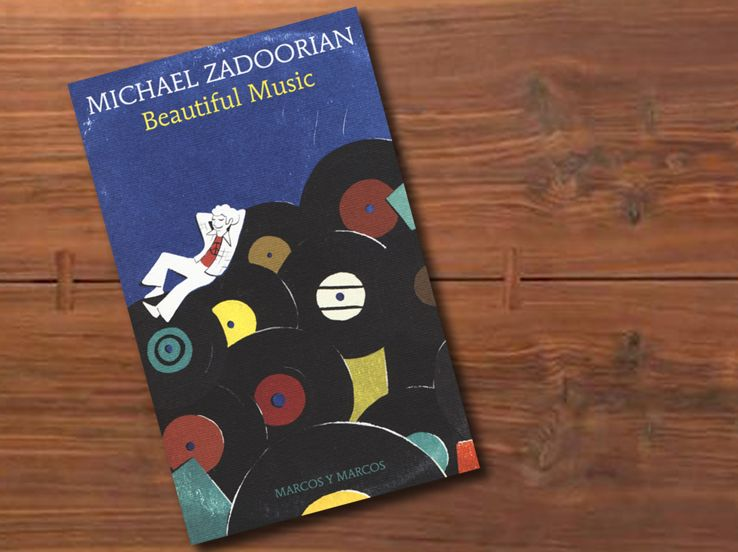 """Beautiful music"" di Michael Zadoorian e il Premio Campiello"