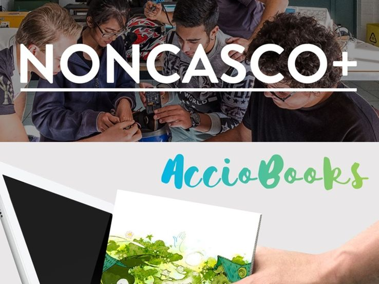 NonCasco+ - AccioBooks 2.0