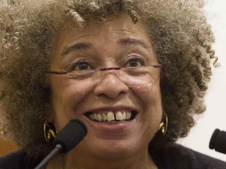 Angela Davis: Sweet Black Angel