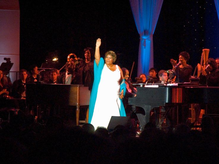 Aretha Franklin, Lady Soul