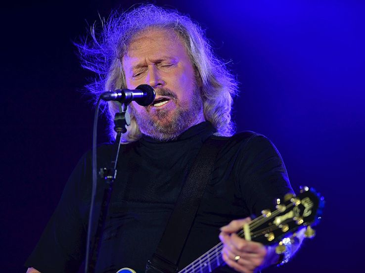 Barry Gibb: Staying Alive For Ever