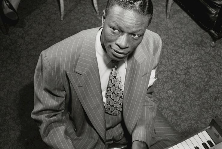 Nat King Cole. The King Of Smile