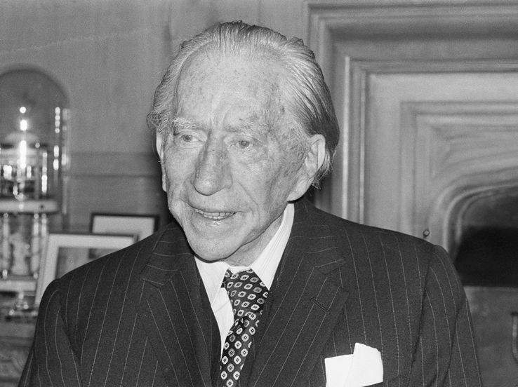 Jean Paul Getty: In money I trust