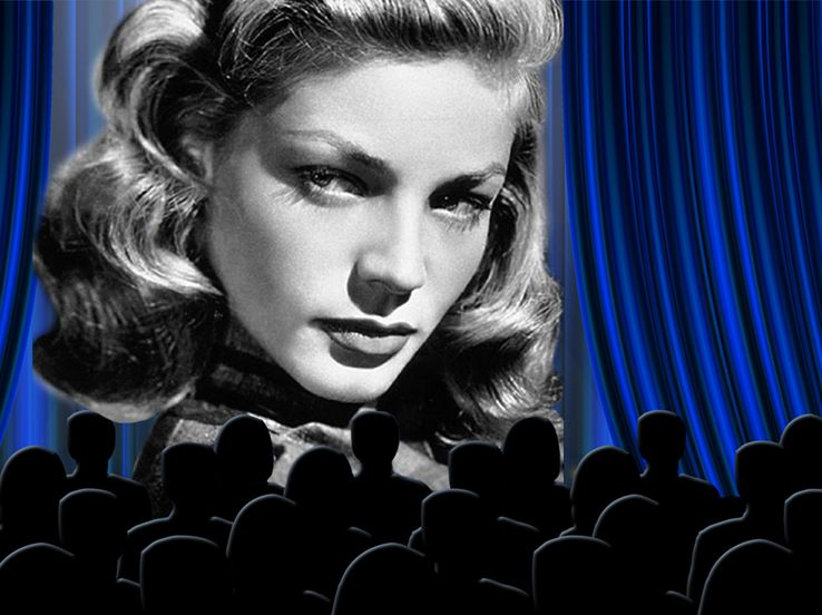 Lauren Bacall. Lo Sguardo di Hollywood
