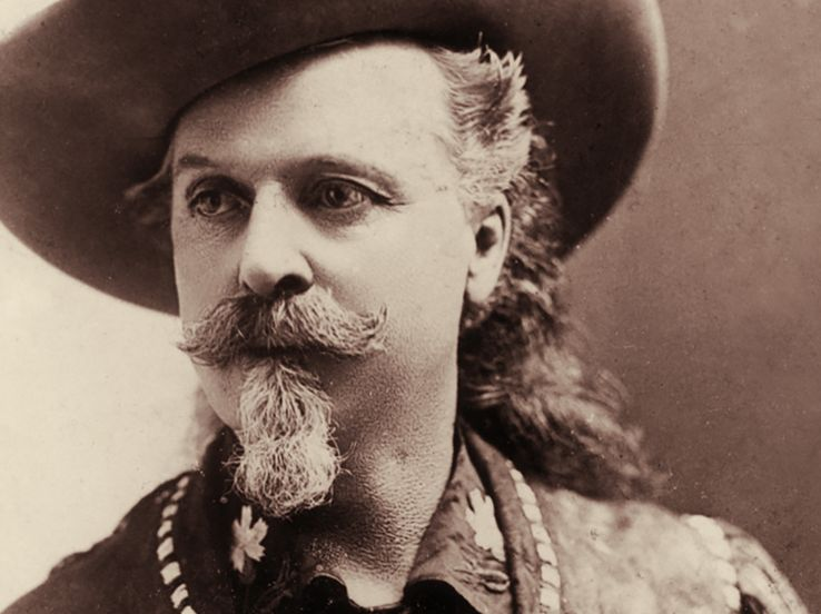 Buffalo Bill, il feticcio del Wild West