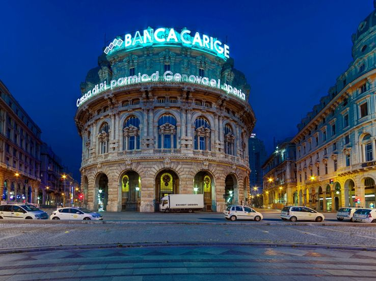 Top five sprechi - Storie di start up - Carige sblocca l'aumento, titolo congelati in Borsa