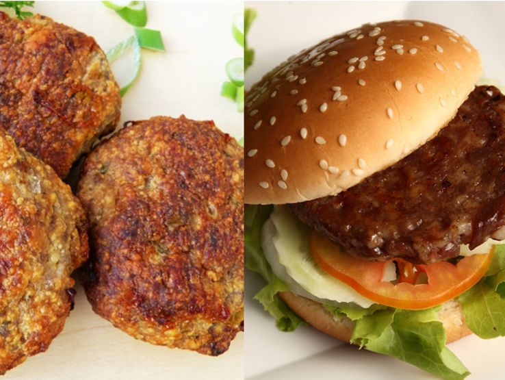 Polpette vs Hamburger