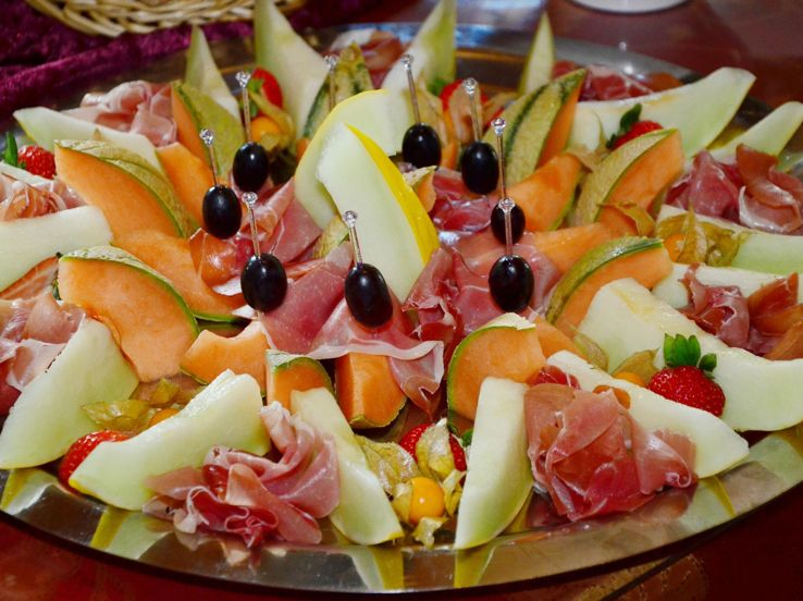 Antipasti all'italiana