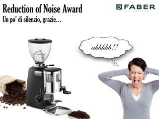 Reduction of Noise Award: un po' di silenzio, grazie...
