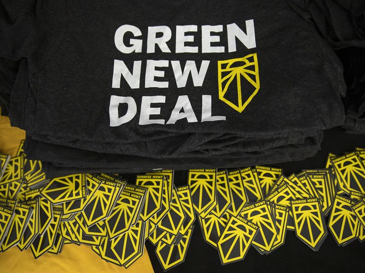 "Arriva il ""Green new deal"""