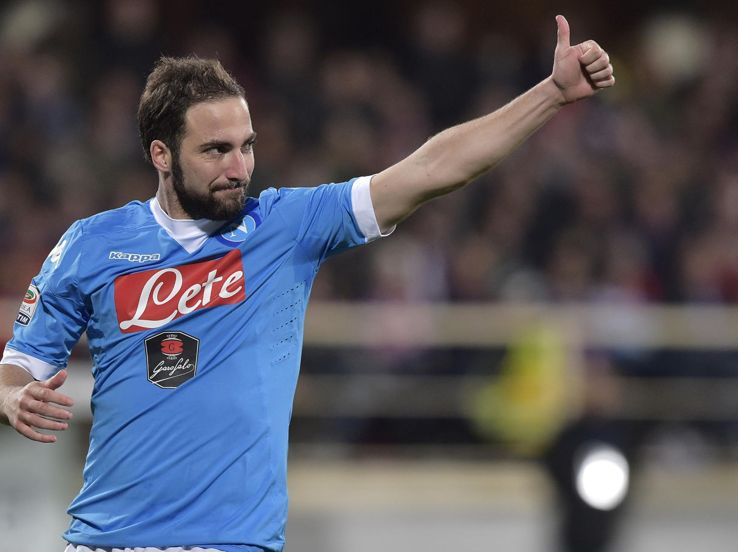 E' l'Higuain day!