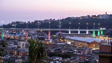 Da Riccardo Morandi a Renzo Piano, storia di un ponte thumbnail