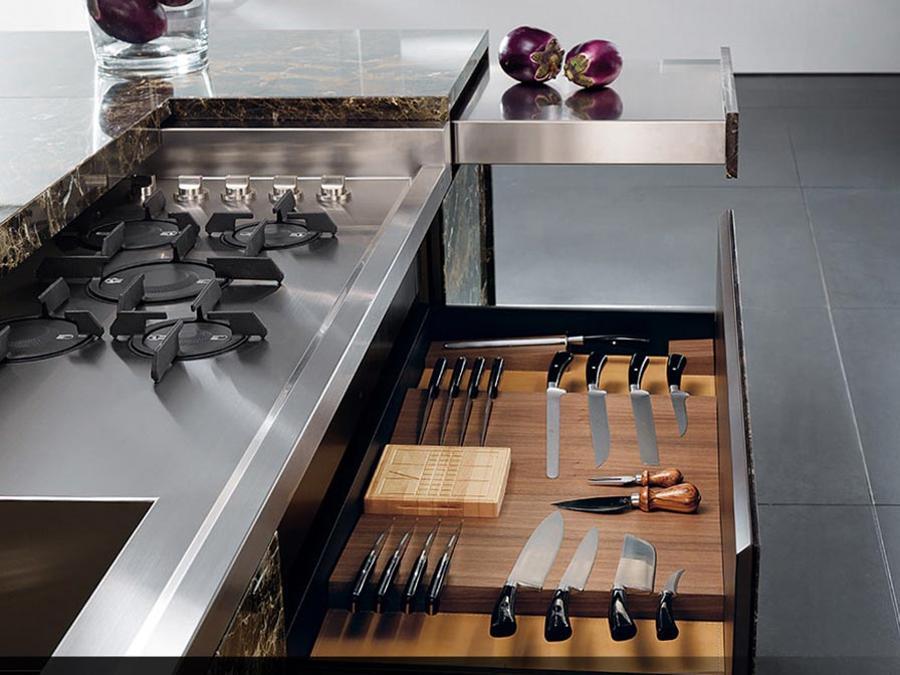 Ecco le cucine da sogno made in Italy che conquistano i ...