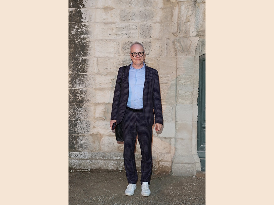 Hans-Ulrich Obrist.  (Photo by Vittorio Zunino Celotto/Getty Images for Gucci )