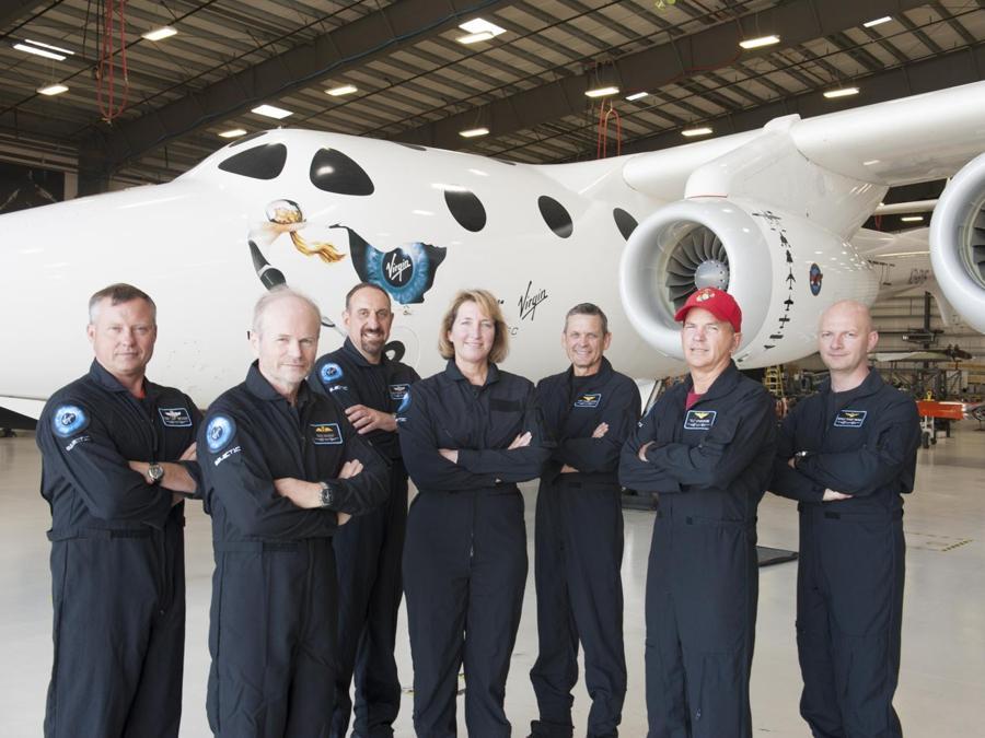 Virgini Galactic Pilot Corp
