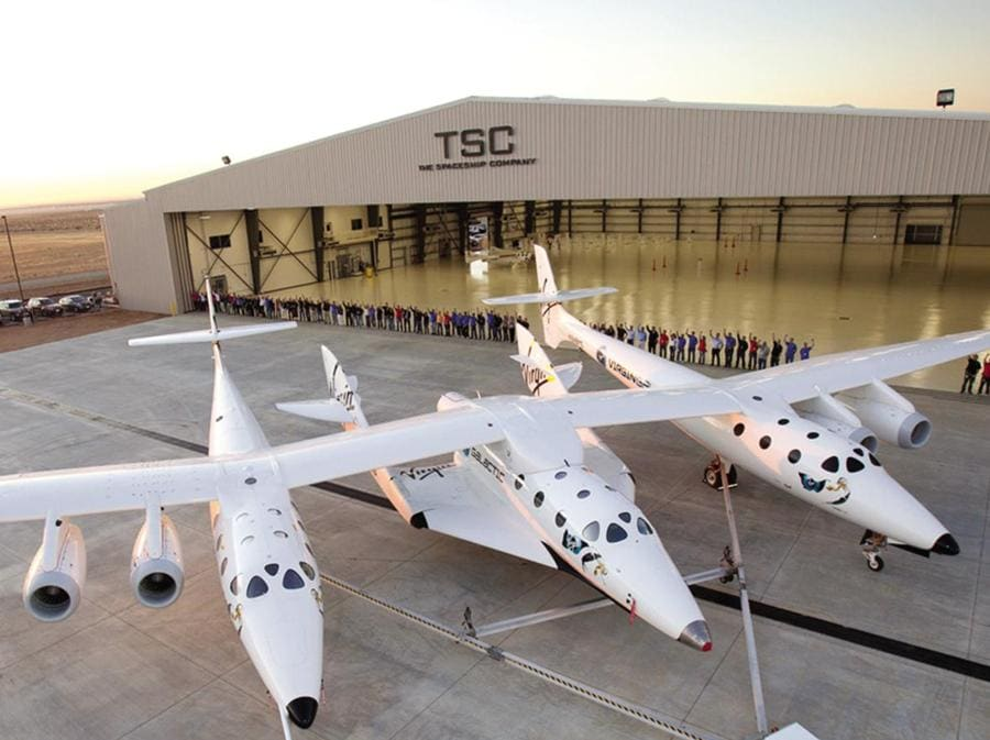 La SpaceShip Company