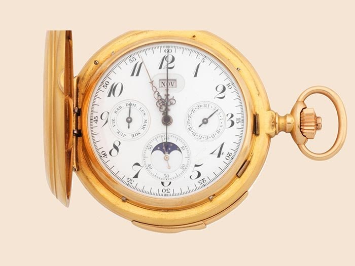 Bohnams, Longines del 1900 nel catalogo Watches&Wristwatches