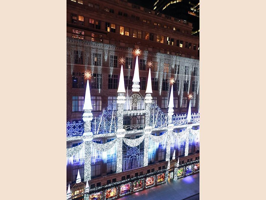 Saks Fifth Avenue (Courtesy of Angela Pham/BFA.com)