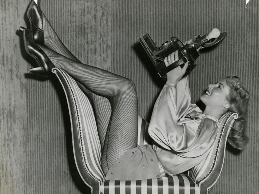 Cineteca, Doris Fesette, Anni 40