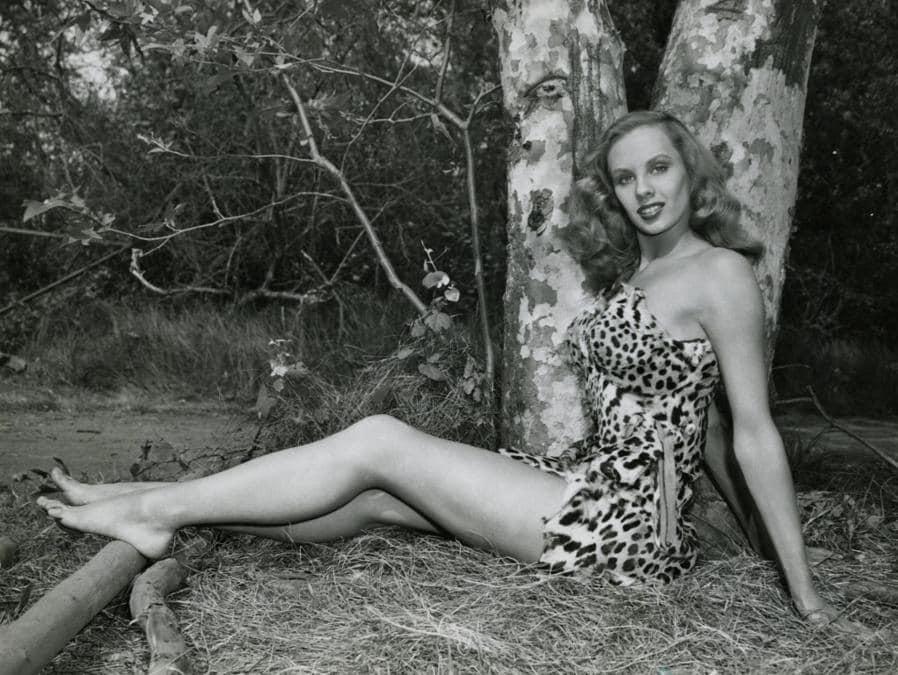Cineteca, Mara Lynn in Prehistoric Women di Greg G. Talles, 1950
