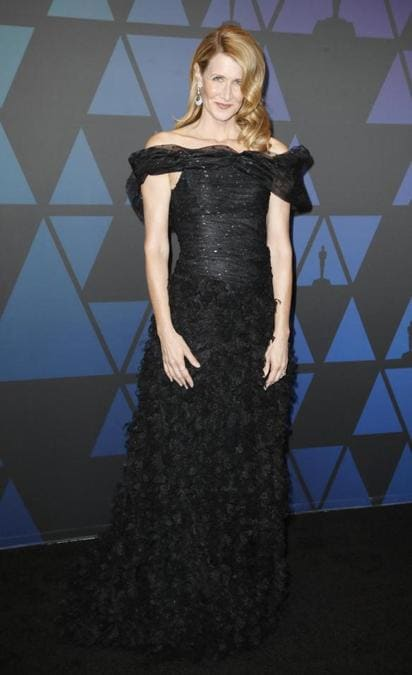 Laura Dern in Rodarte
