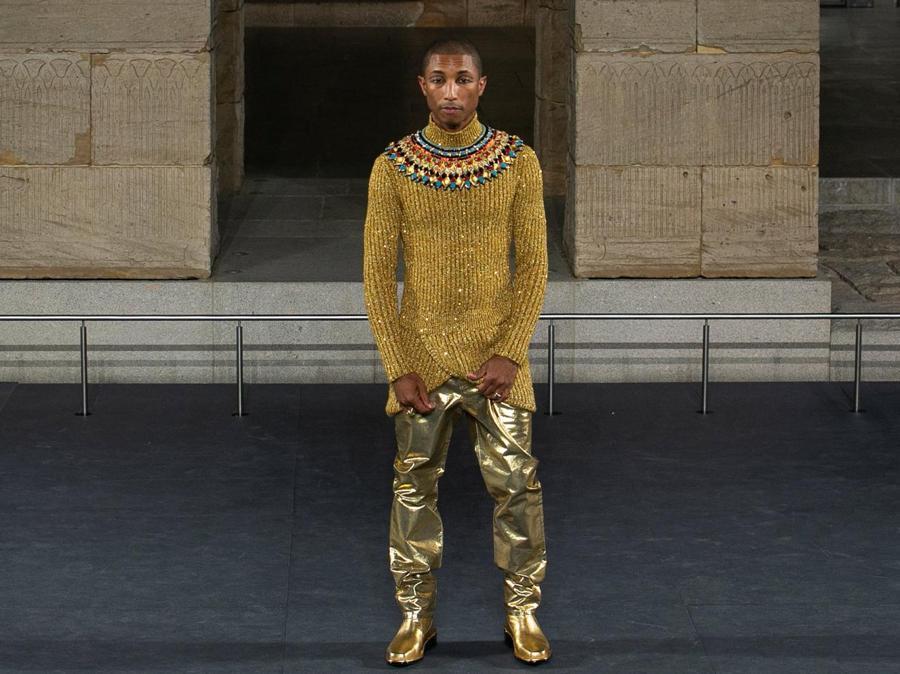Pharrell Williams. (REUTERS/Caitlin Ochs)