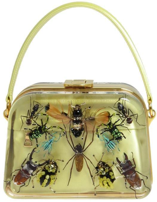 "Prada, Borsa ""Entomology"", Ottobre 2013"