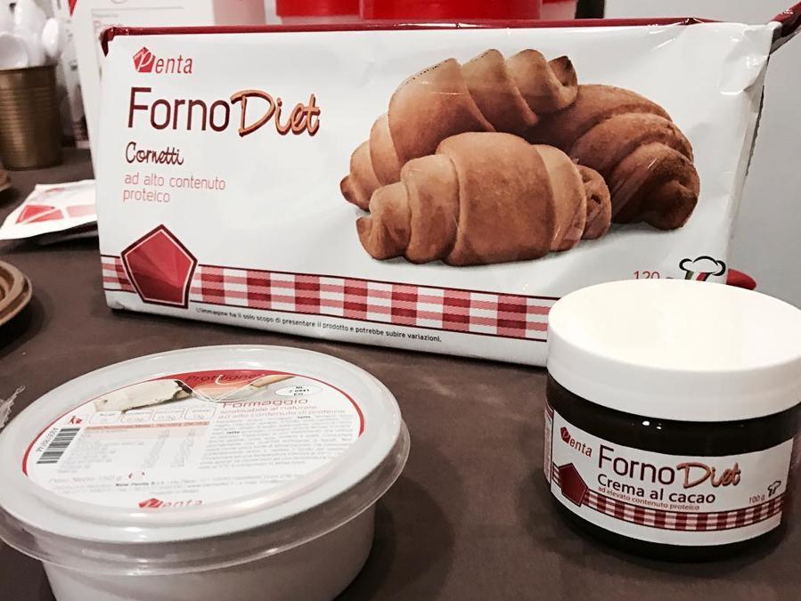 Fornodiet di New Penta, l'azienda offre una vasta gamma di prodotti proteici e di integratori per seguire in modo corretto il metodo Pendadiet