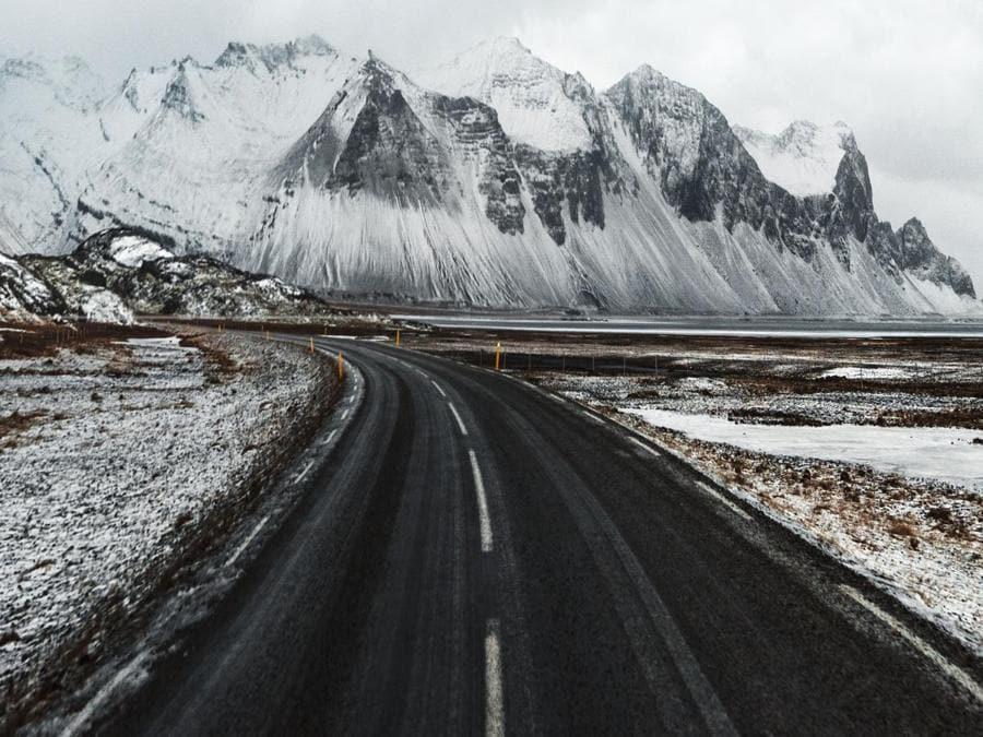 Islanda,  costa sud