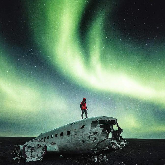 Islanda, Solheimasandur plane wreck