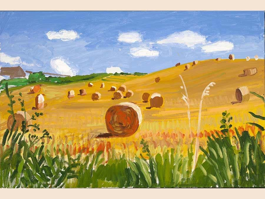 Hockney-Van Gogh: The Joy of Nature, Museo Van Gogh, Amsterdam, dal 1° marzo al 26 maggio 2019