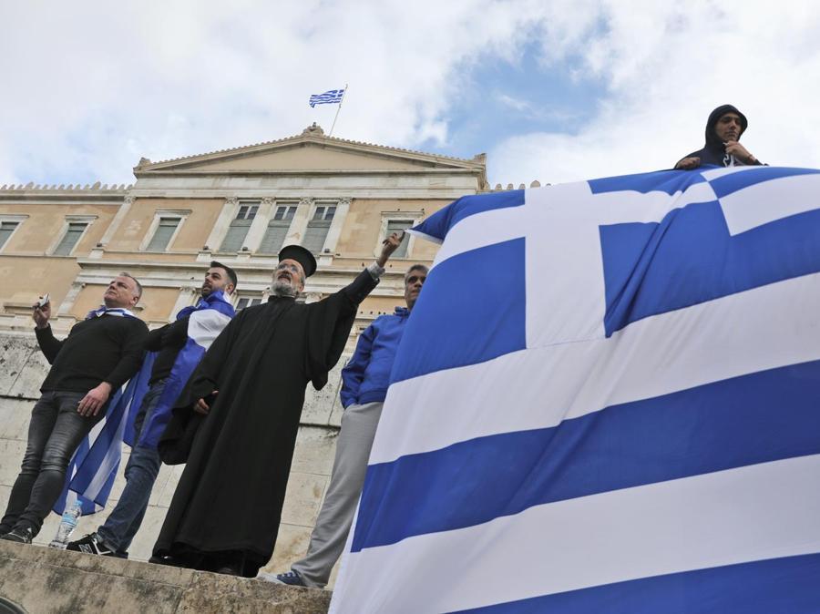 (AP Photo/Yorgos Karahalis)