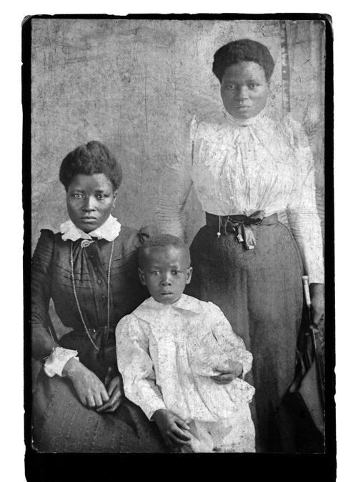 Santu Mofokeng (b 1956), Black Photo Album / Look at Me: 1890 - 1950, Slide 39/80, black and white slide projection installation1997, ©Santu Mofokeng Foundation, Images courtesy Lunetta Bartz, MAKER, Johannesburg, ©Santu Mofokeng Foundation Images courtesy