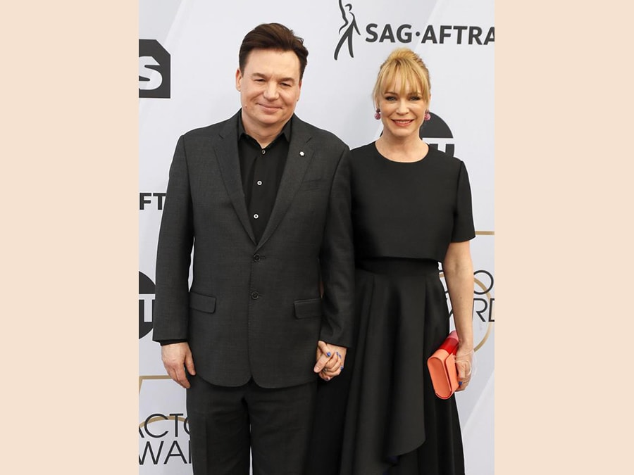 Mike Myers e Kelly Tisdale
