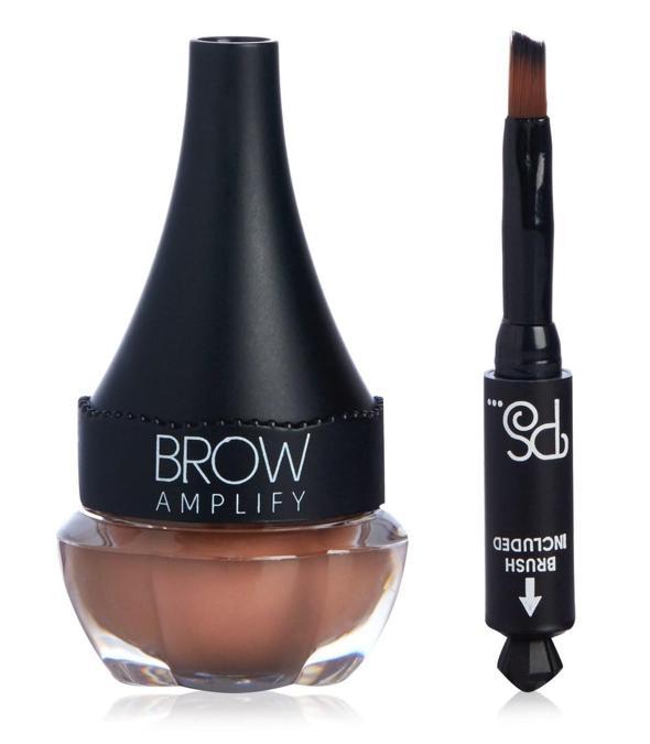 Brow Amplify di Primark Beauty, una cera cremosa, facile da applicare, per fissare le sopracciglia e disegnarle alla perfezione