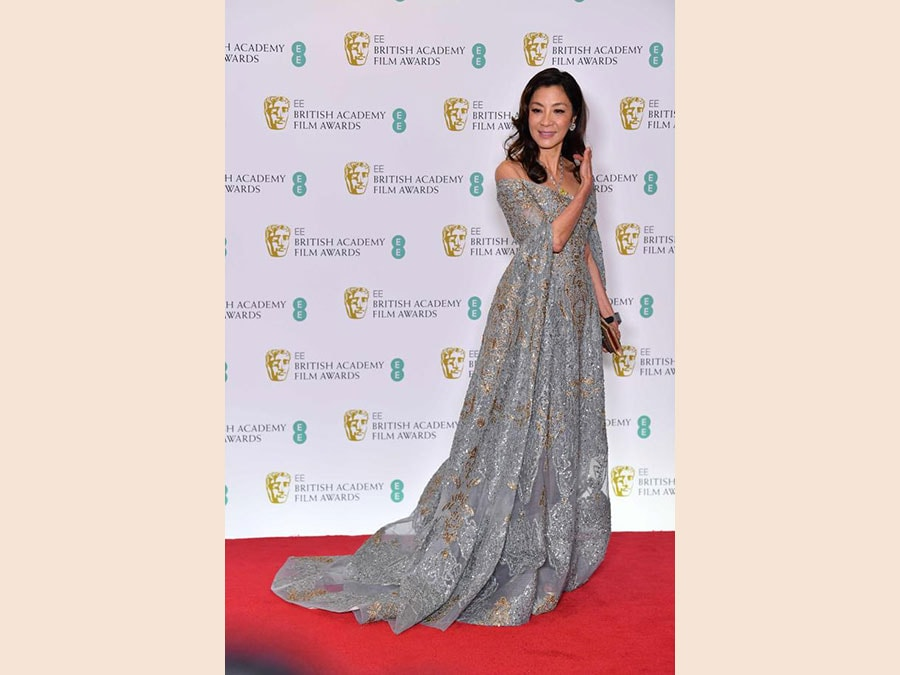 Michelle Yeoh in Elie Saab Couture