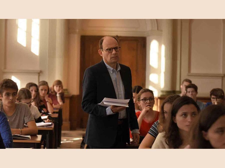 «Il professore cambia scuola» di Olivier Ayache-Vidal con Denis Podalydès