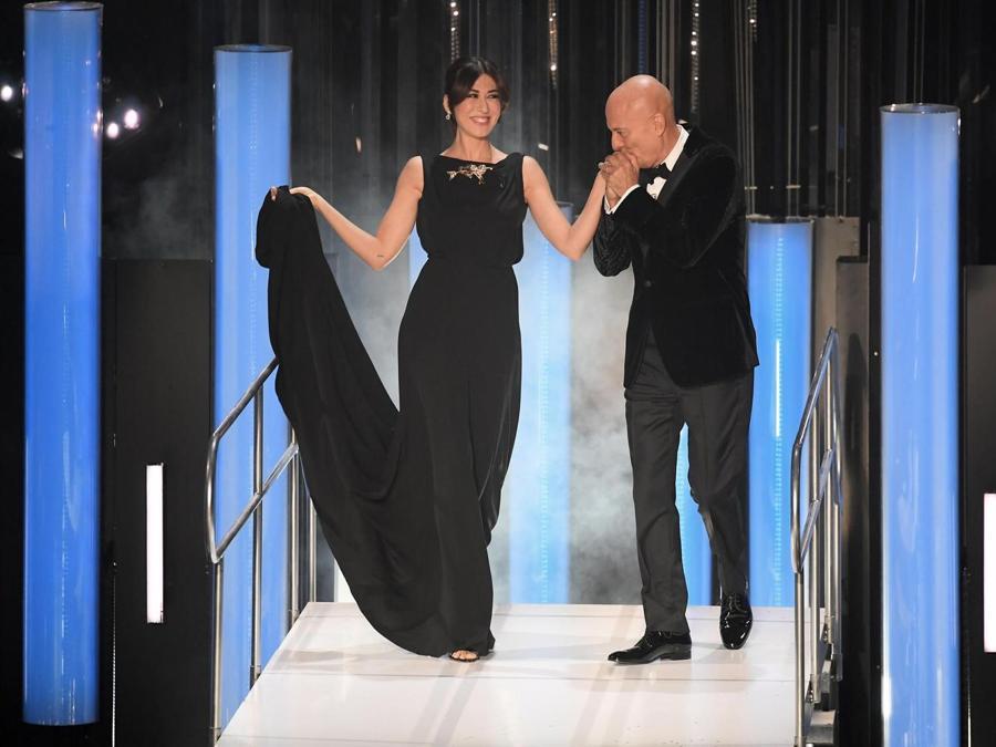 Virginia Raffaele, Claudio Bisio