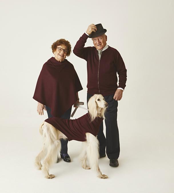 Nonni Temellini con Ulisse