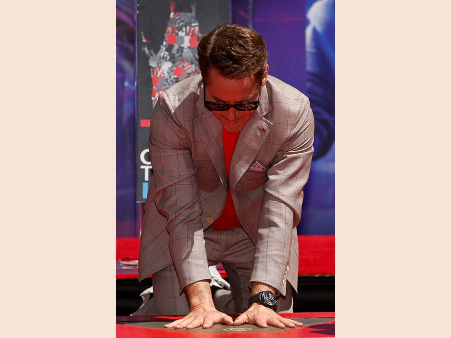 Robert Downey Jr. (Reuters/Mario Anzuoni)