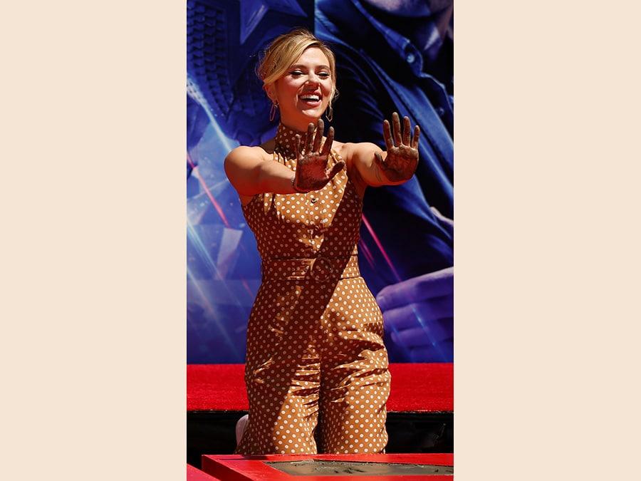 Scarlett Johansson (Reuters/Mario Anzuoni)