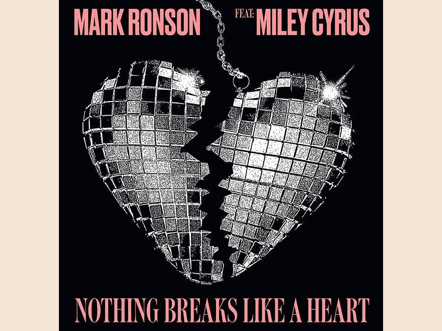 Mark Ronson feat.Miley Cyrus