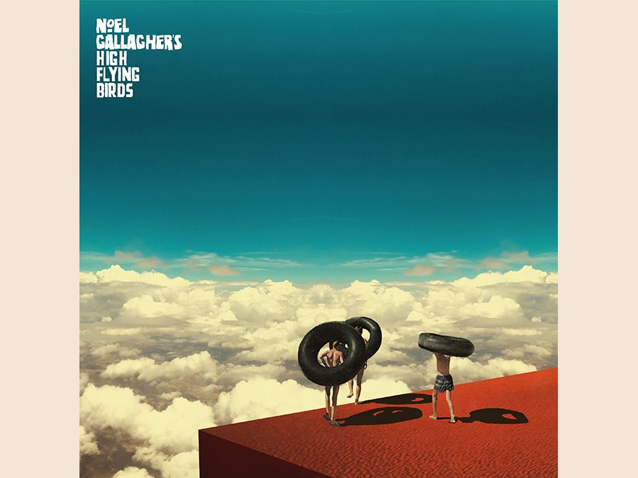 Noel Gallagher High Flying Birds - Wait And Return