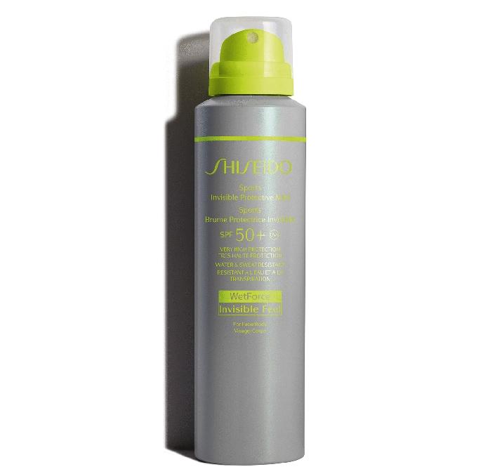 Shiseido Sports Invisible Protective Mist